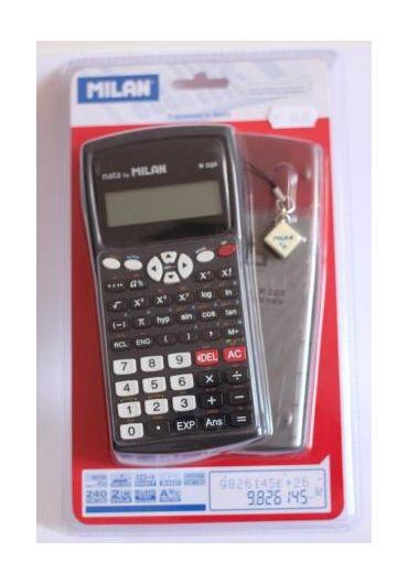 Calculator 10DG stiintific negru Milan