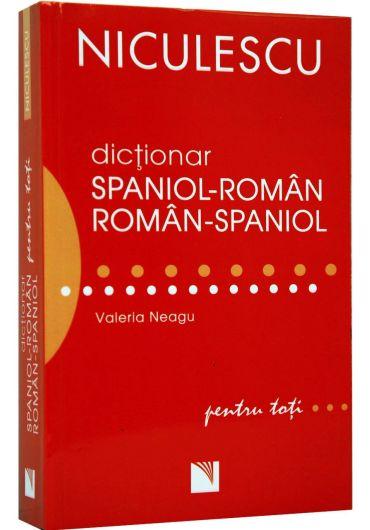 Dictionar dublu spaniol pentru toti