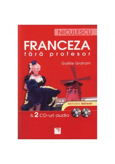 Franceza fara profesor cu 2 CD