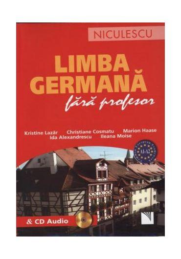 Germana fara profesor cu CD - Kristine Lazar