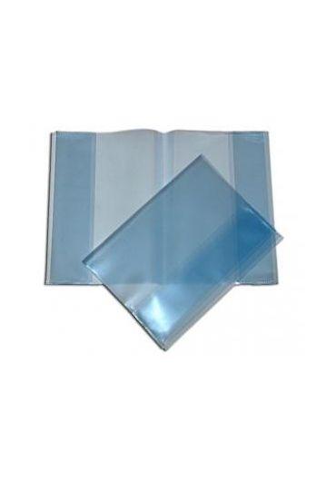 Coperta caiet A5 transparenta