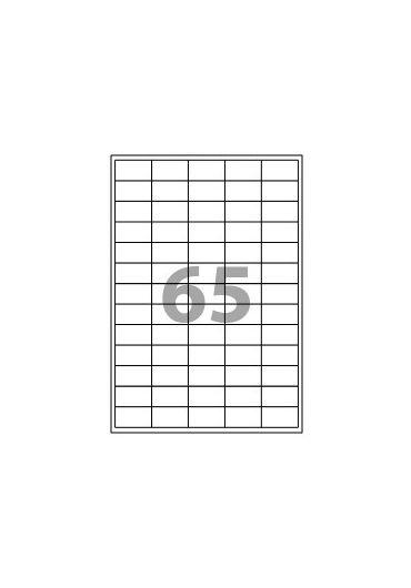 Etichete 65/A4 38,1x21,2MM