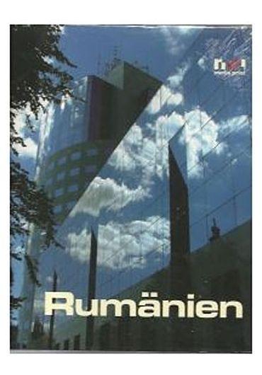 Album Romania german cu CD