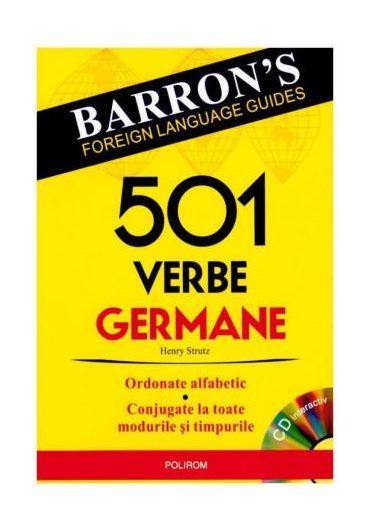 501 verbe germane (+CD)