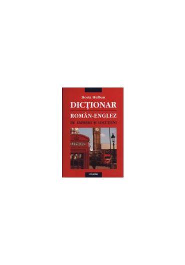 Dictionar roman-englez de expresii
