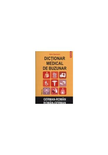 Dictionar medical de buzunar g-r