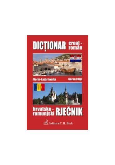 DICTIONAR CROAT-ROMAN
