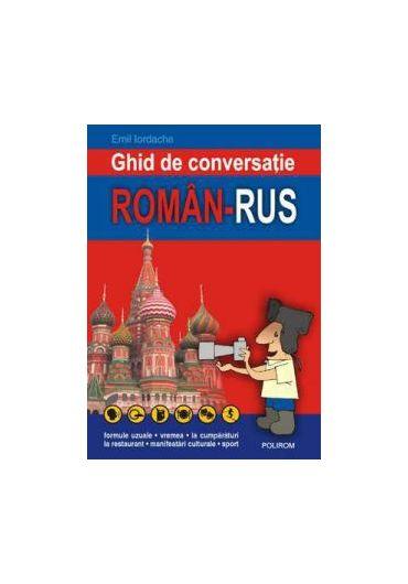 Ghid de conversatie rom-rus