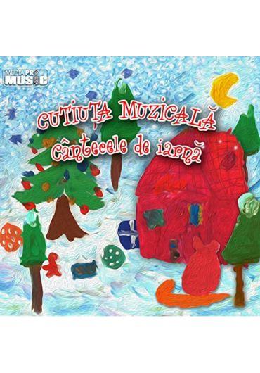 Cutiuta muzicala - Cantece de iarna