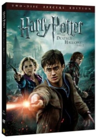 Harry Potter si Talismanele Mortii/Harry Potter and the Deathly Hallows Part 2 (2 discuri)