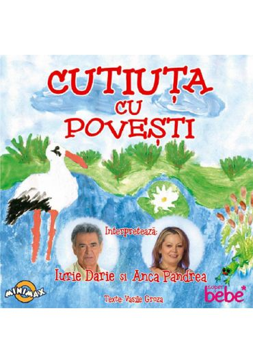 Cutiuta cu povesti, vol. 1