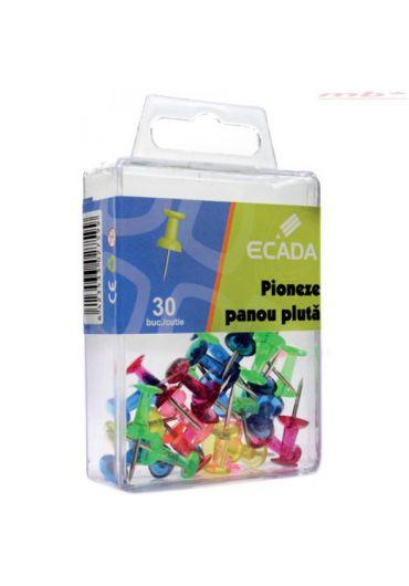 Pioneze panou pluta color Ecada