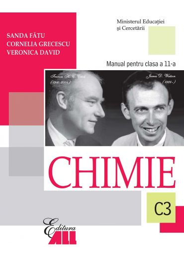 Manual chimie c3 clasa a XI-a