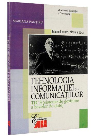 Manual tehnologia informatiei si a comunicatiilor tic 3 clasa a XI-a