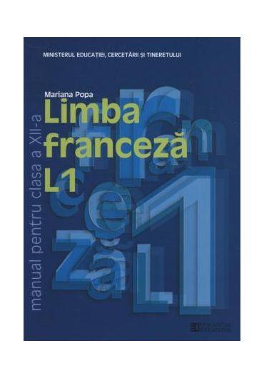 Manual limba franceza L1 clasa a XII-a