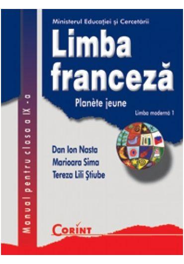 Manual limba franceza l1 clasa a IX-a