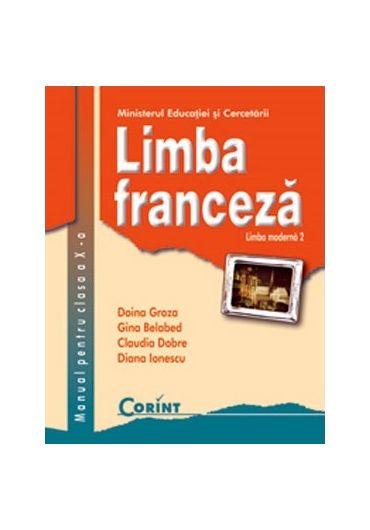 Manual limba franceza l2 clasa a X-a
