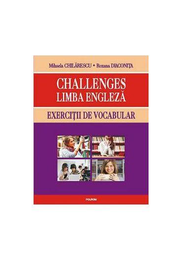Challenges limba engleza exercitii de vocabular