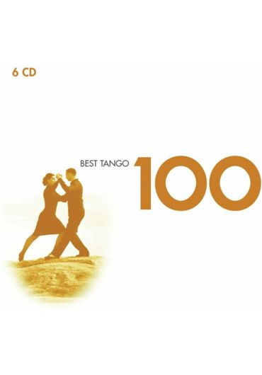 Various Composers - 100 Best Tango - CD