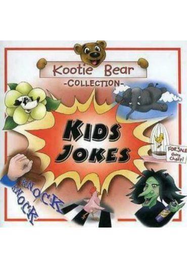 Kids Jokes - Kootie Bear Audio Music - CD