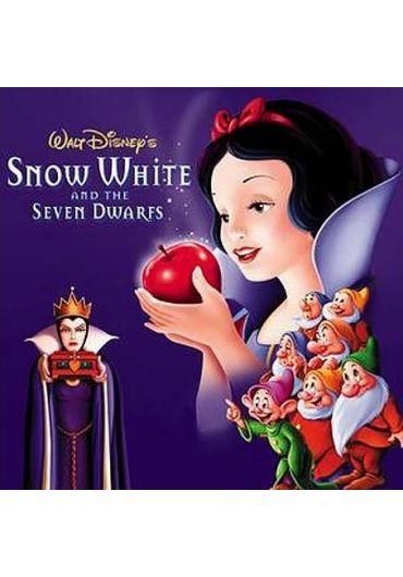 CD SNOW WHITE