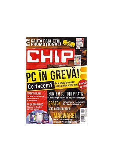 Chip DVD Iulie