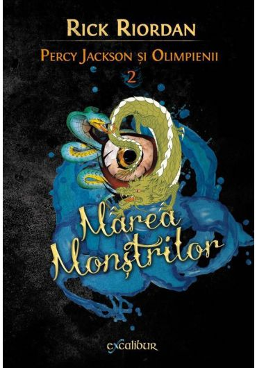 Percy Jackson 2. Marea monstrilor