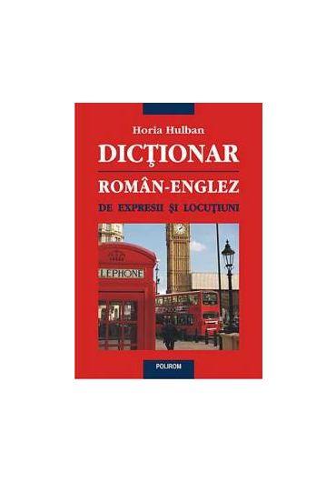 Dictionar englez- roman de expresii si locutiuni