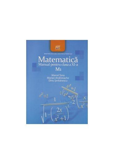 Manual matematica m1 clasa a XI-a