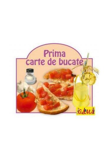 PRIMA CARTE DE BUCATE