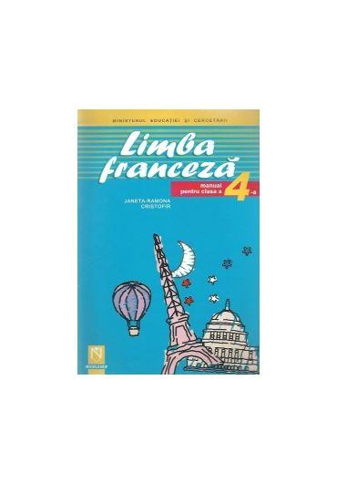 MANUAL LIMBA FRANCEZA CLASA A IV-A