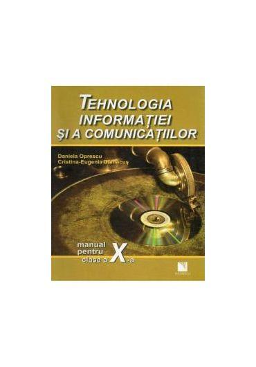 MANUAL TEHNOLOGIA INFORMATIEI SI A COMUNICATIILOR CLASA A X-A