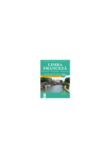 MANUAL LIMBA FRANCEZA L1 CLASA A XI-A