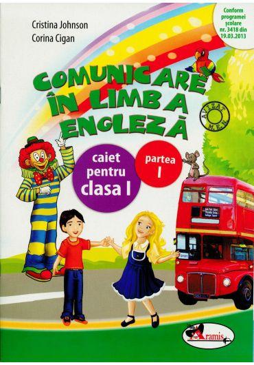 Comunicare in limba engleza clasa I sem I