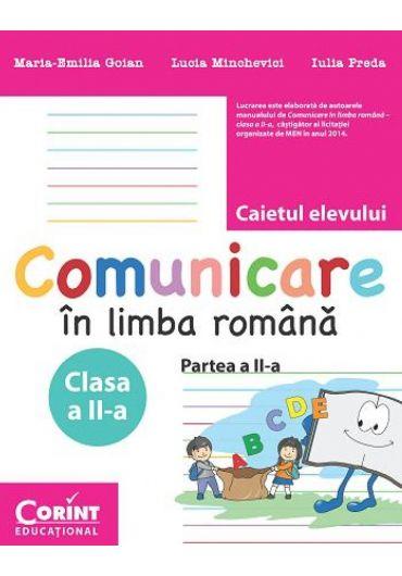 Comunicare in limba Romana clasa a II-a partea a II-a