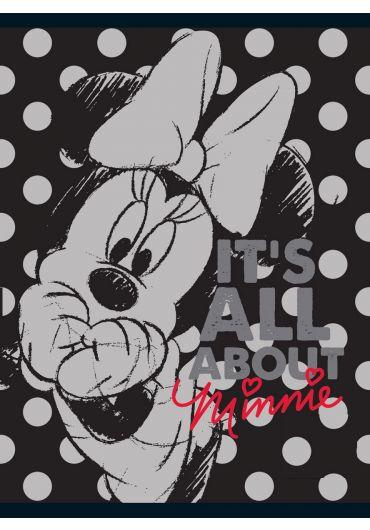 Coperta caiet A4 policromie Minnie