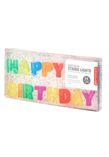 Lumini Happy Birthday