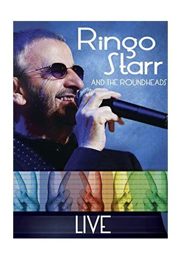 Ringo Starr - Ringo Starr and the round DVD