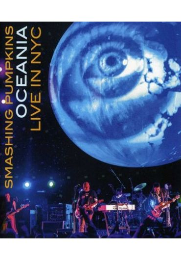 Oceania - Live in NYC DVD