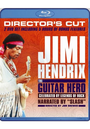 Jimi Hendrix - The guitar hero - 2BDV