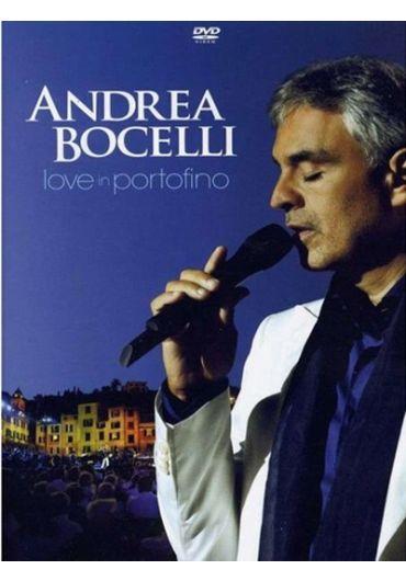 Andrea Bocelli - Love In Portofino - DVD