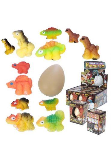 Jucarie - Dinosaur Hatching Egg