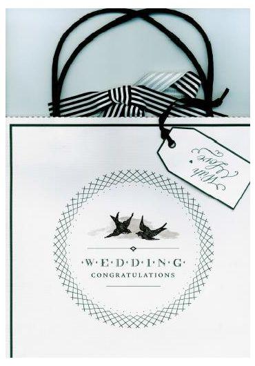 Punga cadou medie - Wedding Congratulations