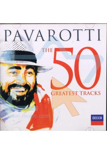 Pavarotti - 50 greatest tracks