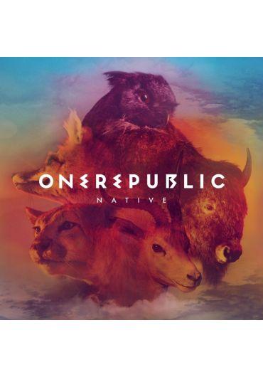 One Republic - Native CD