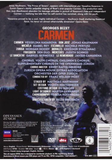 JONAS KAUFMANN - BIZET: CARMEN