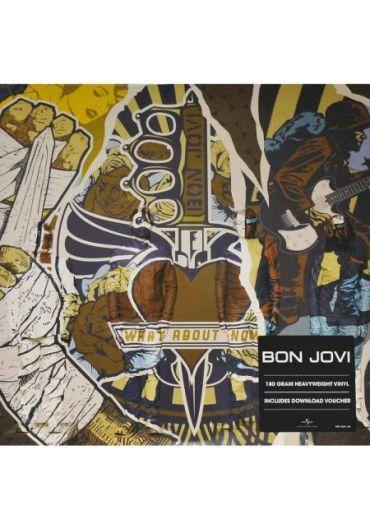 Bon Jovi - What About Now (Romanian Version) CD