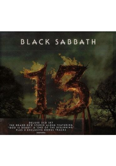 Black Sabbath - 13 - Limited ed. (2CD)