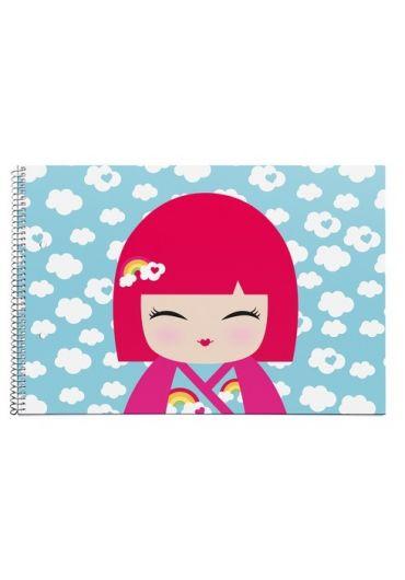Bloc desen ruby Kimmi Junior