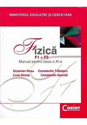 Manual fizica f1+f2 clasa a XI-a